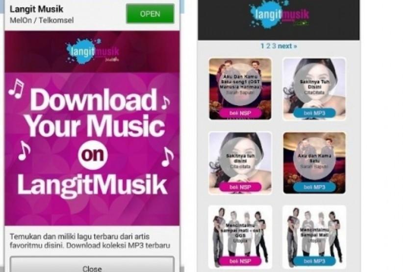 Unduh Gratis Mp3 Dan Nsp Di Langit Musik Republika Online