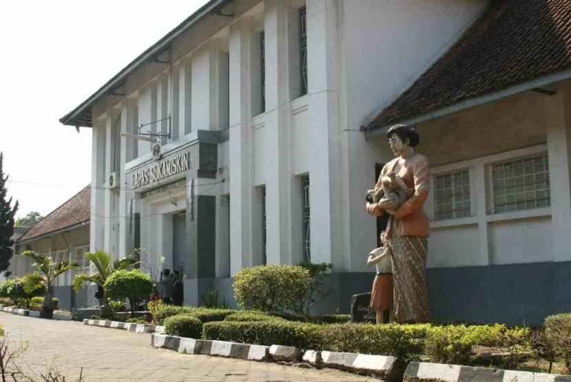 Lapas Sukamiskin, Bandung, Jawa Barat.