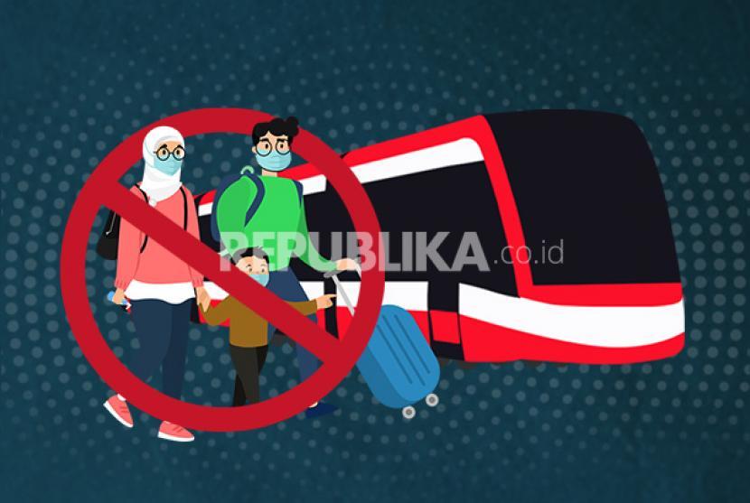 Wagub DIY Imbau Masyarakat untuk tidak Mudik (ilustrasi).