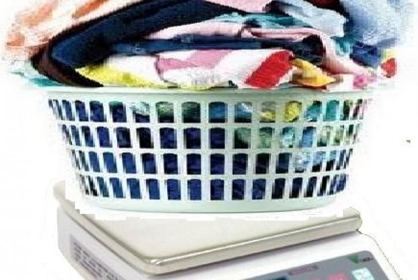 Laundry (ilustrasi)