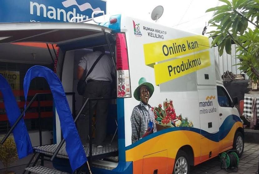 layanan mobil keliling akan membantu layanan bisnis UKM