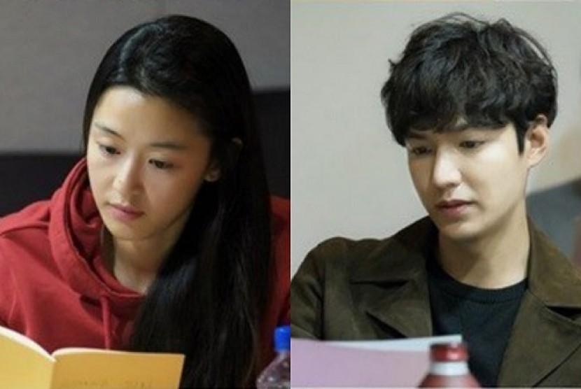 Drama Lee Min Ho Dan Jun Ji Hyun Bakal Tayang November Republika