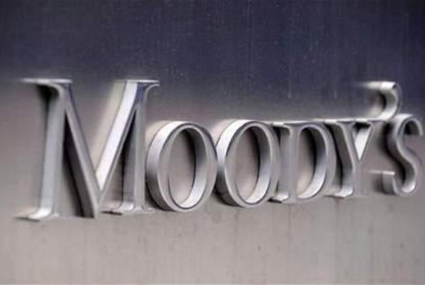 Lembaga pemeringkat Moody's.