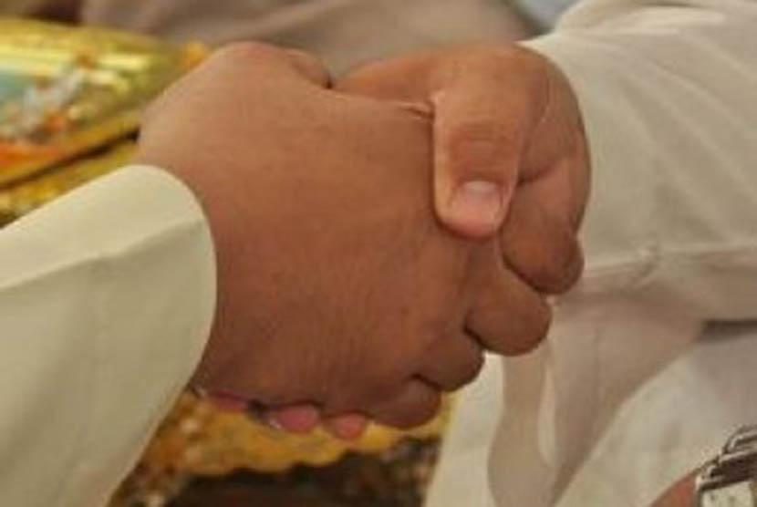 Lembaga perkawinan (ilustrasi)