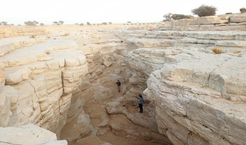 Lembah Mawan dianggap sebagai salah satu situs arkeologi terpenting di Arab Saudi dengan panorama yang menakjubkan. Lembah Mawan terletak di dekat kota Ad-Dilam, selatan Riyadh.