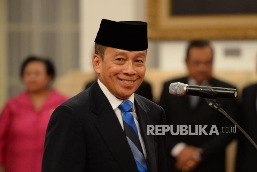 Letnan Jenderal (Purn) TNI Agus Widjojo