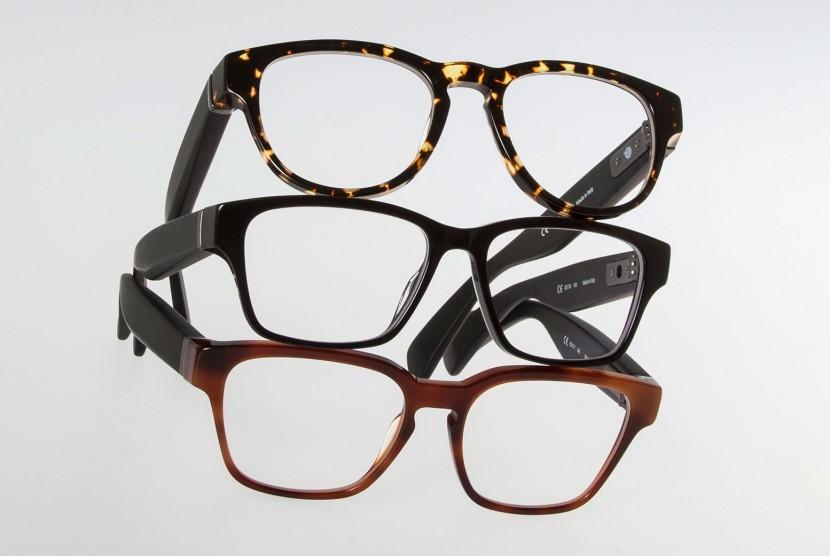 Level, kacamata. Ilustrasi