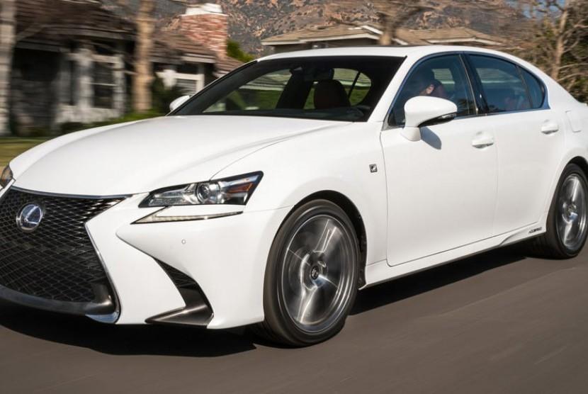 Lexus. Ilustrasi