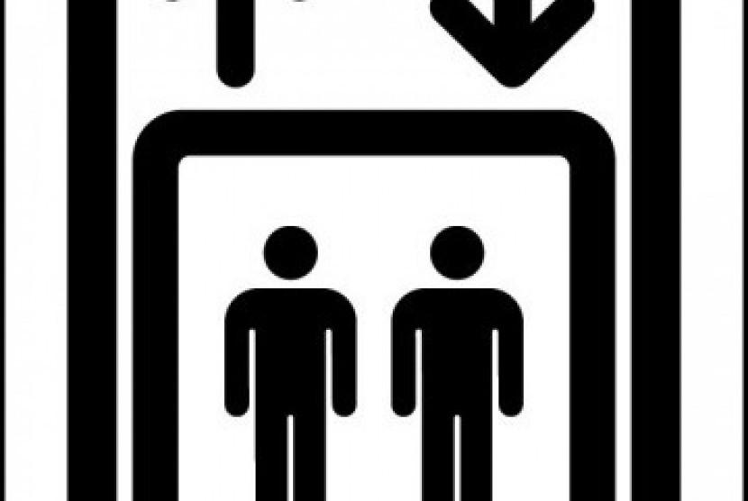 Lift, ilustrasi