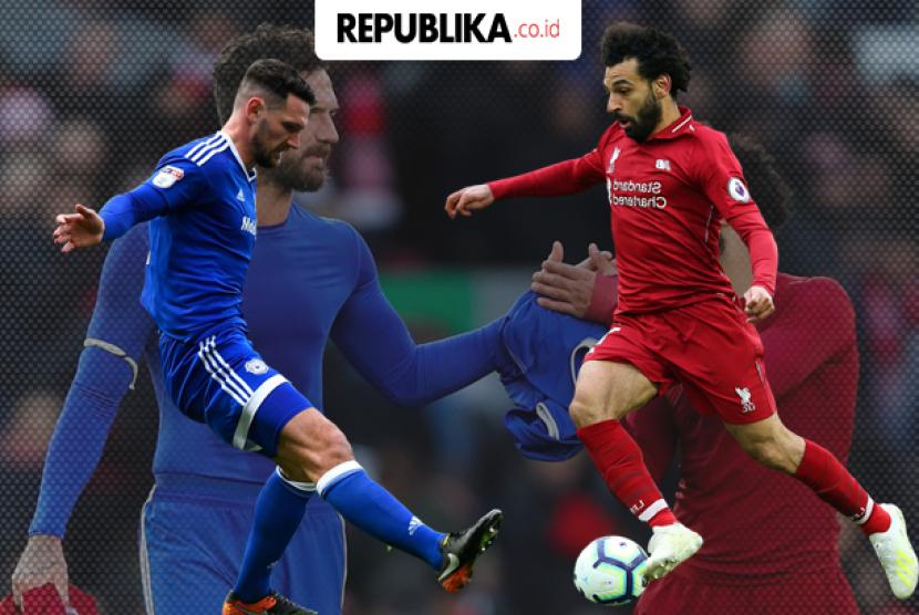 Liga Inggris, Cardiff vs Liverpool