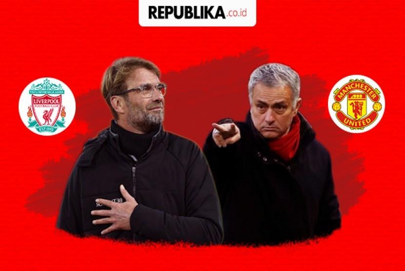 Liga Inggris, Liverpool vs MU.