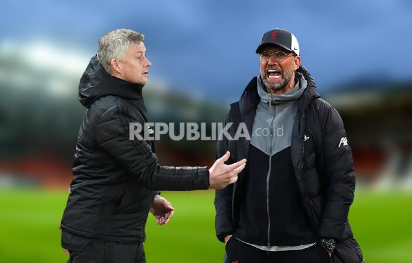Liga Inggris; MU vs Liverpool