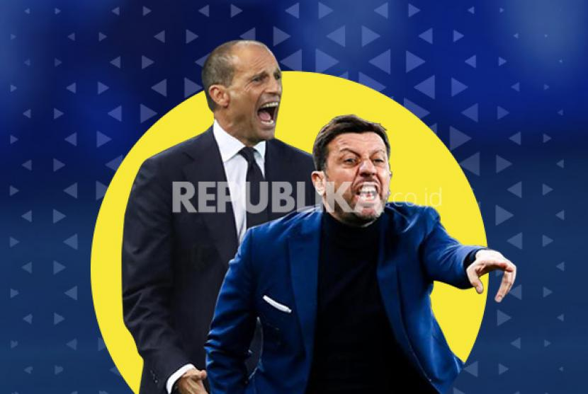 Liga Italia, Juventus vs Sampdoria