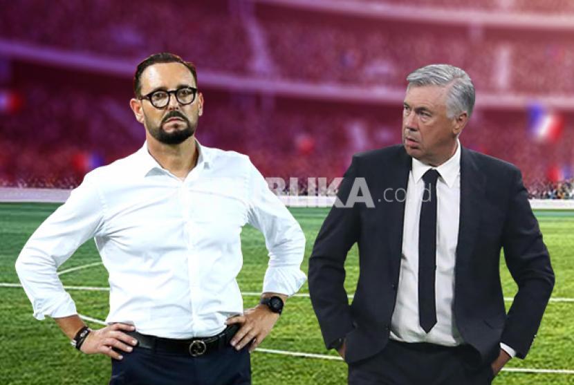 Liga Spanyol; Valencia vs Real Madrid