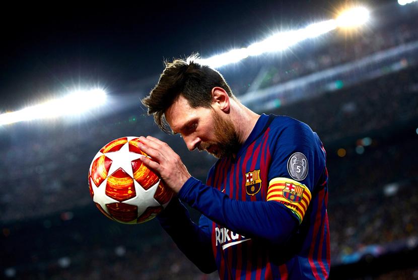 Lionel Messi Bisa Tinggalkan Barcelona Kapan Saja | Republika Online