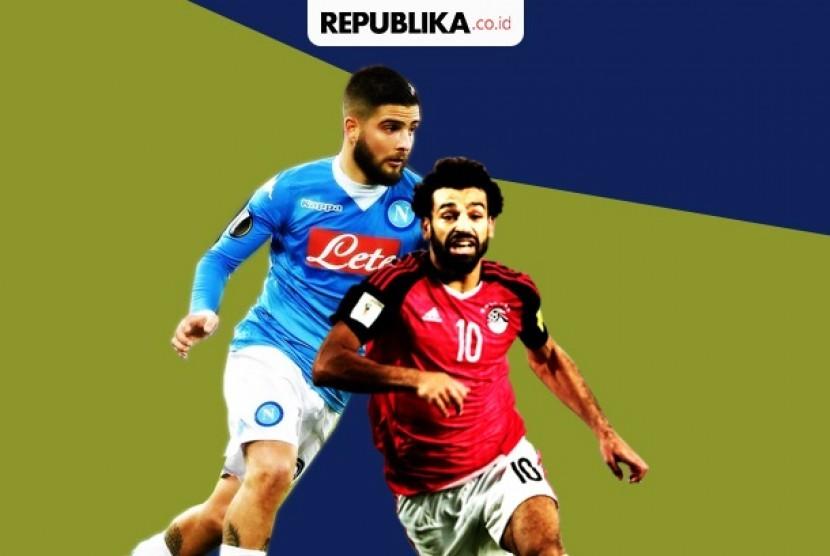 Liverpool vs Napoli, menentukan tim yang akan lolos ke 16 besar Liga Champions.