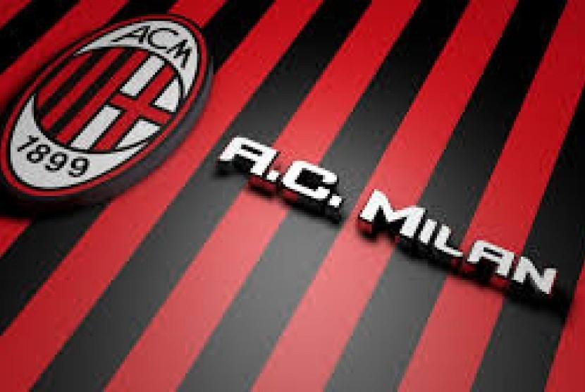 Logo AC Milan.