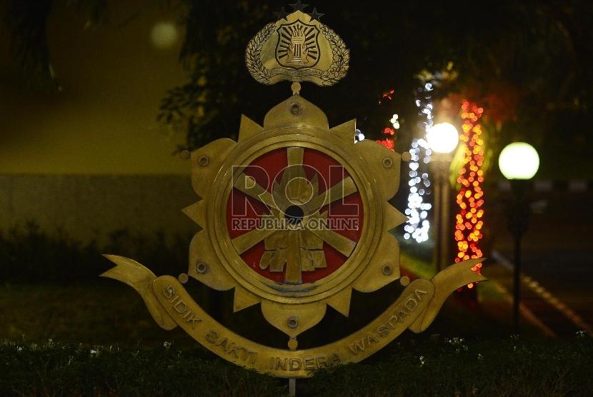Logo Bareskrim Mabes Polri.