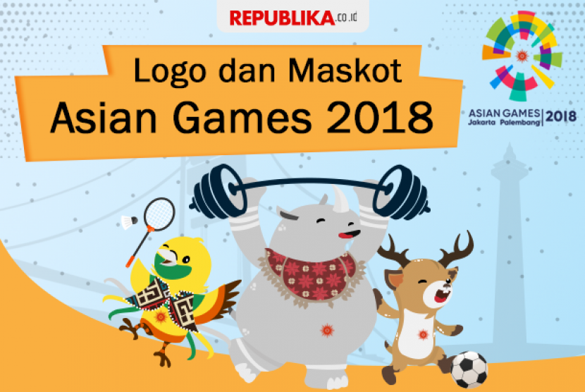 Logo dan Maskot Asian Games