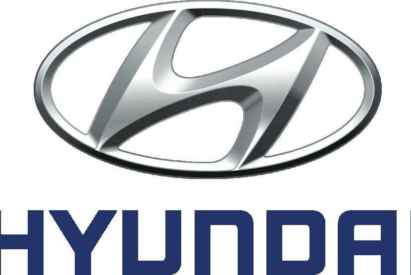 Logo Hyundai. Ilustrasi