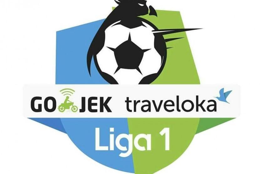 Logo Liga 1 Indonesia.