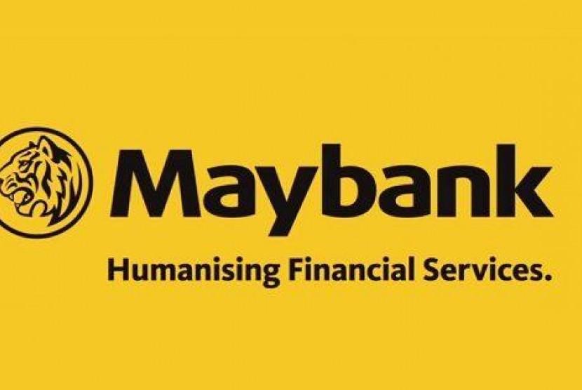 Logo Maybank Indonesia.