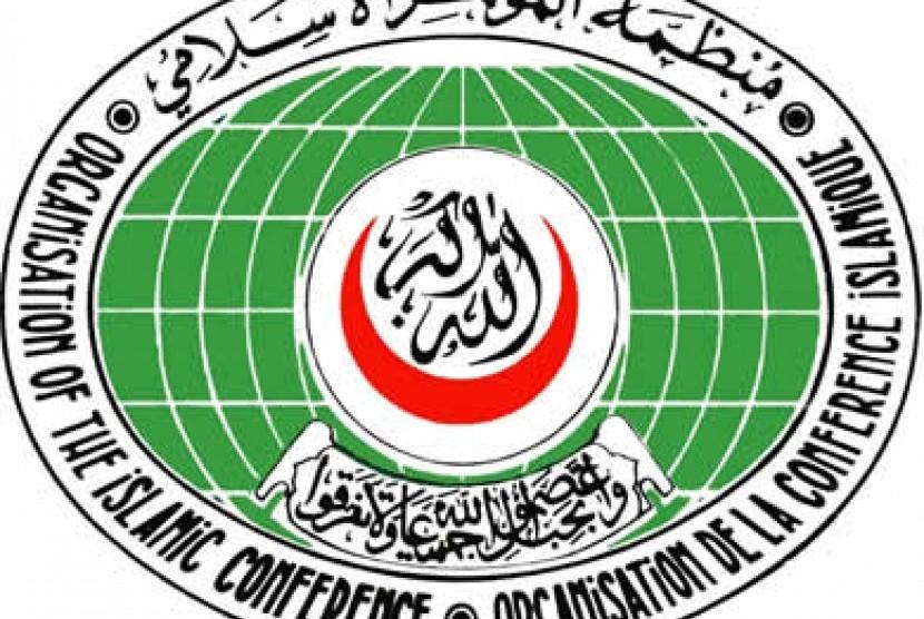Anggota OKI Sepakat Setujui Deklarasi Abu Dhabi. Foto:   logo-OKI