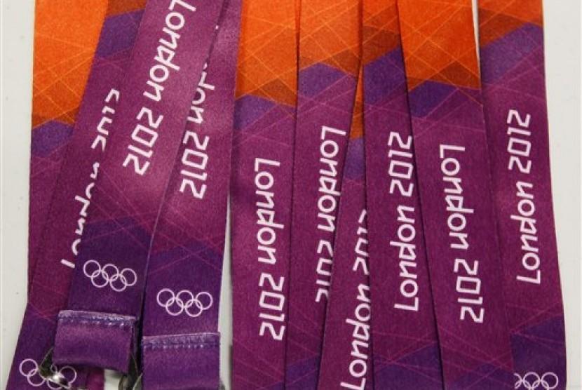 Logo Olimpiade  London 2012