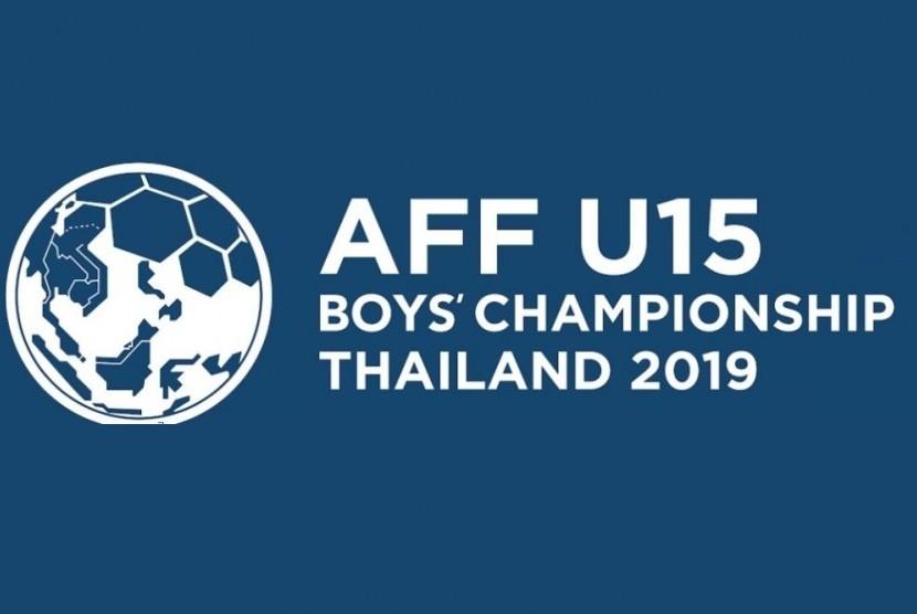 Logo Piala AFF U-15 2019
