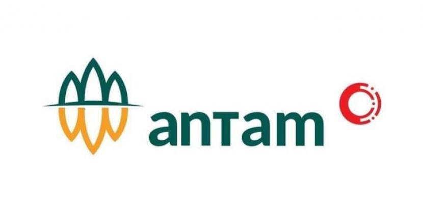 Logo PT ANTAM Tbk. PT Antam dan PLN tengah menjajaki kerja sama pembangkit untuk memasok listrik ke smelter feronikel milik Antam di Halmahera Timur, Provinsi Maluku Utara.