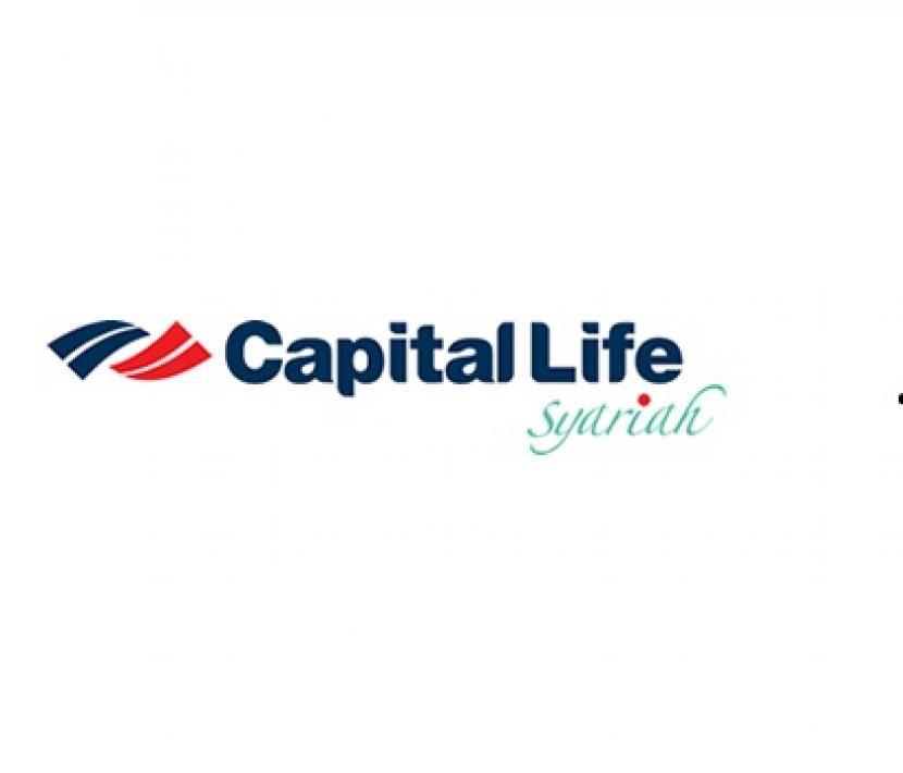 Logo PT Capital Life Syariah.