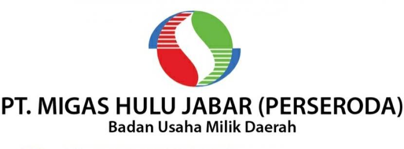 Logo PT Hulu Migas Jabar (Perseroda) (MUJ). MUJ optimistis menjalani 2021.