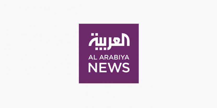 Aljazair Tutup Saluran Berita Al Arabiya Milik Saudi. Logo saluran berita Al Arabiya milik Arab Saudi.
