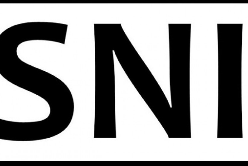 Logo SNI. Ilustrasi