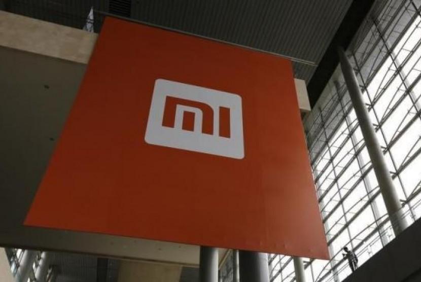 Logo Xiaomi. Ilustrasi