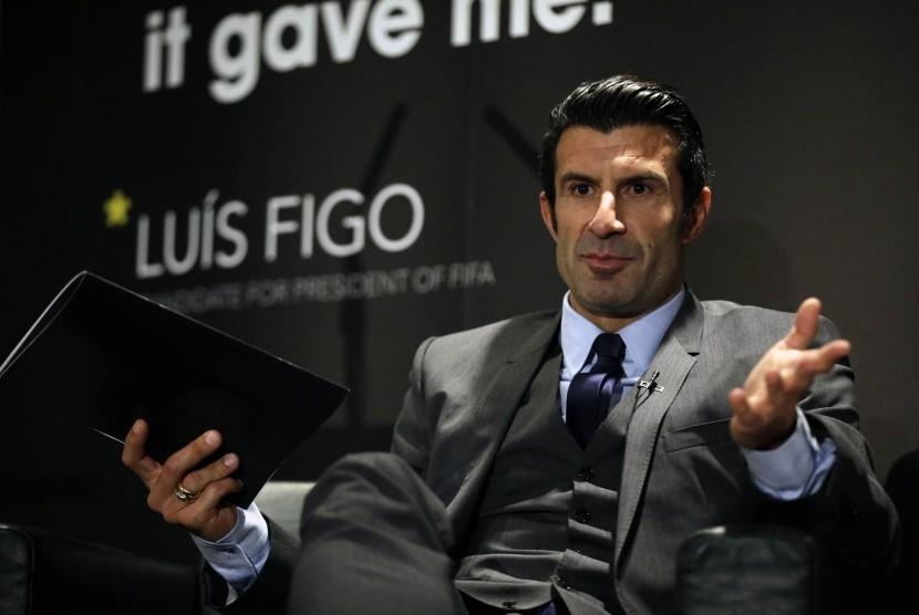 Luis Figo.