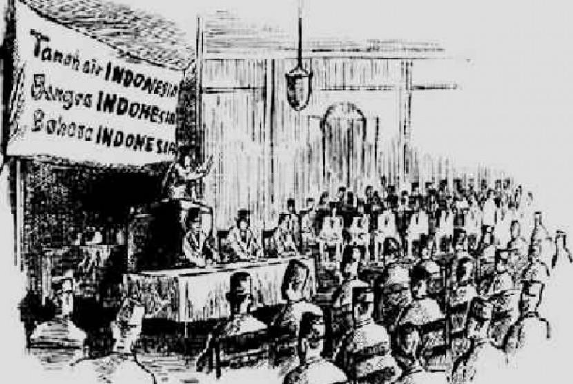 Hari Ini di 1938 Kongres Bahasa Indonesia Pertama di Solo | Republika Online