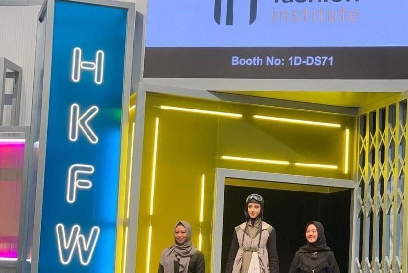 Mahasiswa IFI Buktikan kiprah di Fashion Dunia