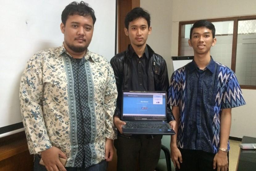 Mahasiswa IPB membuat sensor pornografi untuk browser.