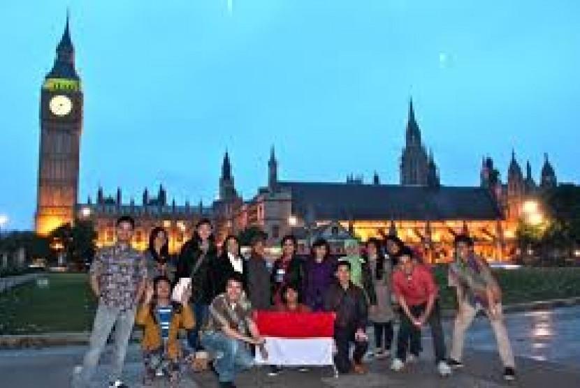 mahasiswa RI di london