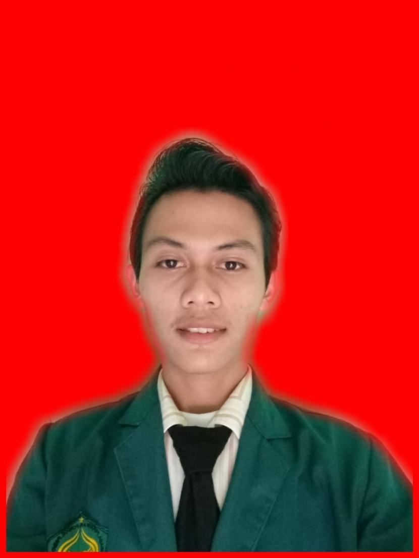 Mahasiswa Universitas BSI Margonda Depok, Maulana Malik Drajat