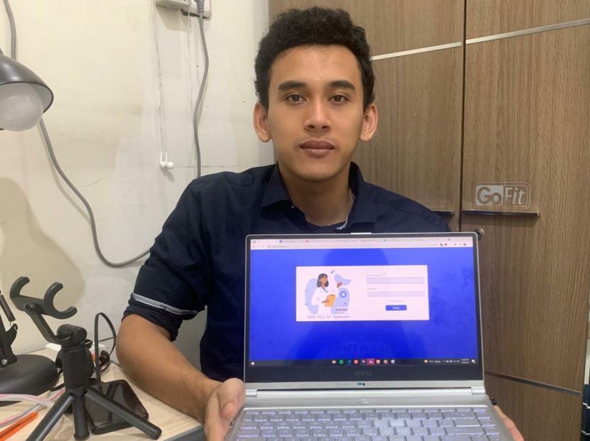 Mahasiwa Institut Teknologi Sepuluh Nopember (ITS) menciptakan aplikasi berbasis web bernama APIK PICU dr Soetomo, untuk membantu proses digitalisasi di bidang kesehatan.