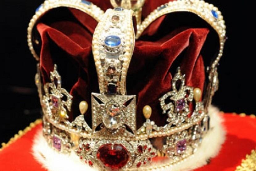 Mahkota Raja (Ilustrasi).