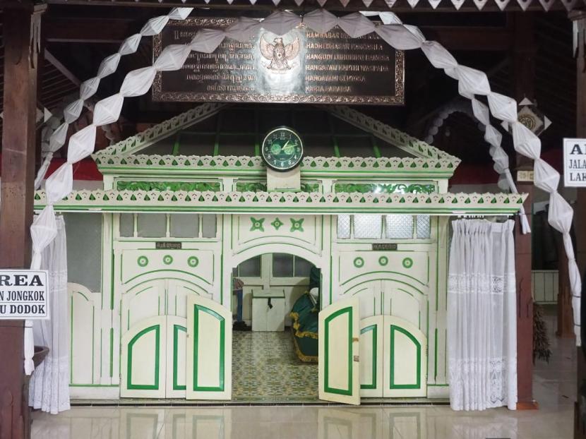 Makam Ki Ageng Gribig (ilustrasi)