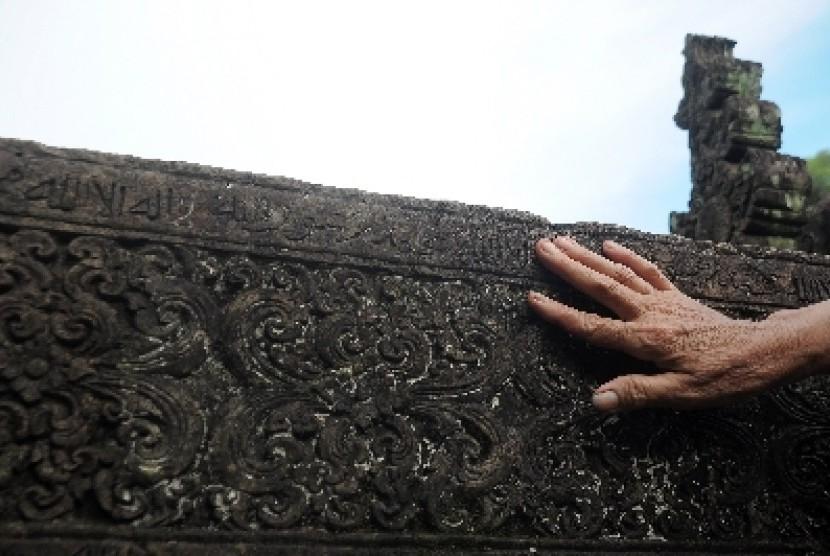 makam kuno (ilustrasi)