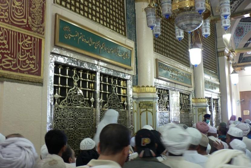 Saat Orang Paling Miskin Membuat Nabi Muhammad Tertawa