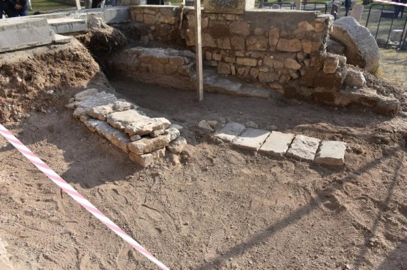 Makam Penakluk Tentara Salib Sultan Arslan I Ditemukan