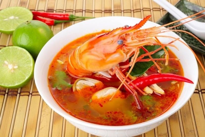 Makanan Pedas Bantu Anda Hidup Lebih Lama Republika Online