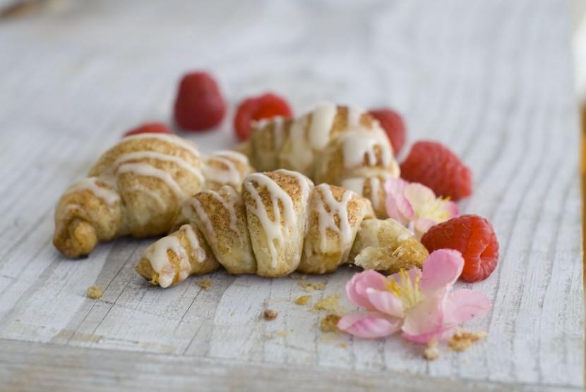 Makanan berbahan tepung seperti croissant tidak dianjurkan disantap saat sahur.