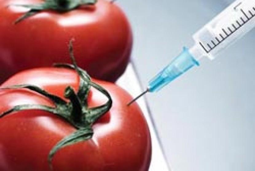 Makanan rekayasa genetik
